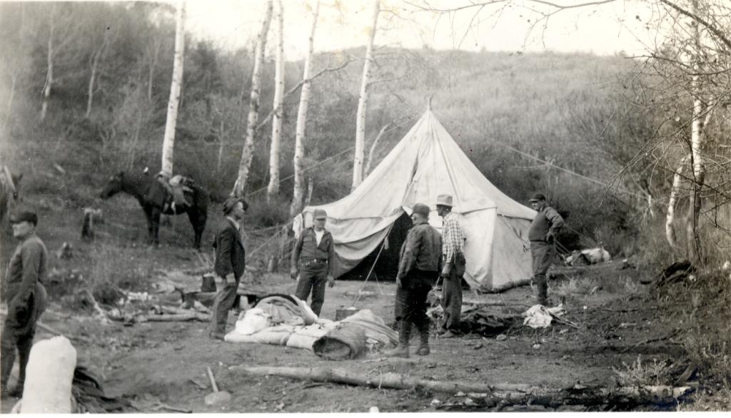 Brush Creek Historical Photo