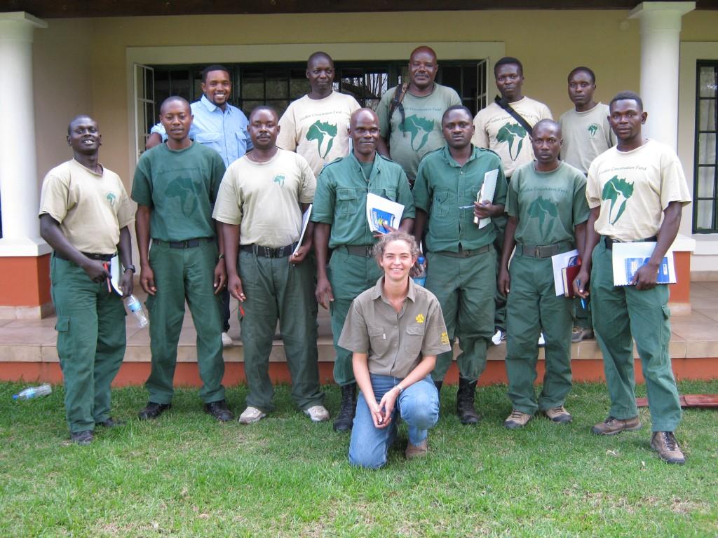 Anti Poaching Ranger First Aid 2010
