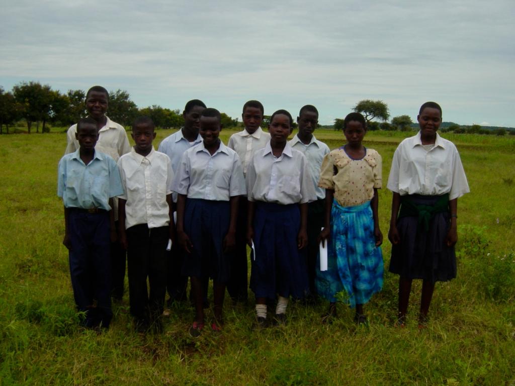 Maswa Sponsored Students